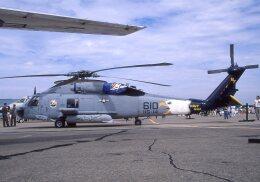 F-4さんが、厚木飛行場で撮影したアメリカ海軍 SH-60F Seahawk (S-70B-4)の航空フォト(飛行機 写真・画像)