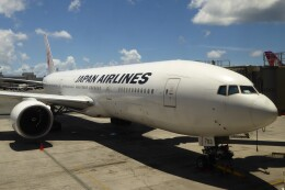 SIさんが、ダニエル・K・イノウエ国際空港で撮影した日本航空 777-246/ERの航空フォト(飛行機 写真・画像)