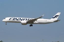 じゃがさんが、成田国際空港で撮影したフィンエアー A350-941の航空フォト(飛行機 写真・画像)