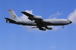 メンチカツさんが、横田基地で撮影したアメリカ空軍 KC-135R Stratotanker (717-148)の航空フォト(飛行機 写真・画像)
