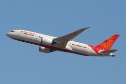 じゃがさんが、成田国際空港で撮影したエア・インディア 787-8 Dreamlinerの航空フォト(飛行機 写真・画像)