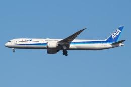 じゃがさんが、成田国際空港で撮影した全日空 787-10の航空フォト(飛行機 写真・画像)