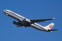 じゃがさんが、成田国際空港で撮影した中国国際航空 A330-343Eの航空フォト(飛行機 写真・画像)
