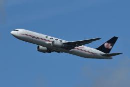 sepia2016さんが、成田国際空港で撮影したカーゴジェット・エアウェイズ 767-33A/ER(BDSF)の航空フォト(飛行機 写真・画像)