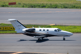 SGR RT 改さんが、成田国際空港で撮影した岡山航空 510 Citation Mustangの航空フォト(飛行機 写真・画像)