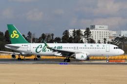 航空フォト:B-1023 春秋航空 A320