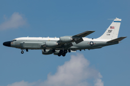 Tomo-Papaさんが、横田基地で撮影したアメリカ空軍 RC-135W (717-158)の航空フォト(飛行機 写真・画像)