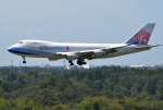 mojioさんが、成田国際空港で撮影したチャイナエアライン 747-409F/SCDの航空フォト(飛行機 写真・画像)