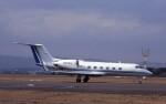 kumagorouさんが、仙台空港で撮影したアメリカ企業所有 G-IVの航空フォト(飛行機 写真・画像)