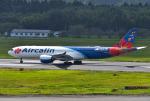 mojioさんが、成田国際空港で撮影したエアカラン A330-941の航空フォト(飛行機 写真・画像)