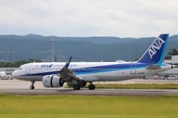 Yuseiさんが、熊本空港で撮影した全日空 A320-271Nの航空フォト(飛行機 写真・画像)