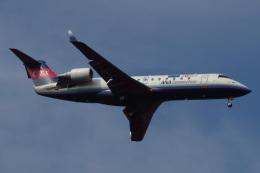 じゃがさんが、成田国際空港で撮影したアイベックスエアラインズ CL-600-2B19 Regional Jet CRJ-100LRの航空フォト(飛行機 写真・画像)