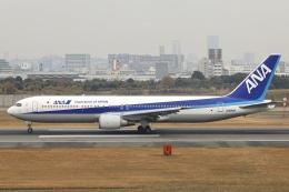 Hii82さんが、伊丹空港で撮影した全日空 767-381の航空フォト(飛行機 写真・画像)