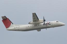 Hii82さんが、那覇空港で撮影した琉球エアーコミューター DHC-8-314 Dash 8の航空フォト(飛行機 写真・画像)