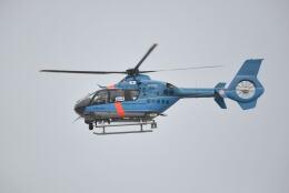 md11jbirdさんが、神戸空港で撮影した福井県警察 EC135T2+の航空フォト(飛行機 写真・画像)