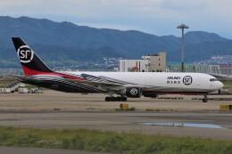 PW4090さんが、関西国際空港で撮影したSF エアラインズ 767-36D/ER(BCF)の航空フォト(飛行機 写真・画像)