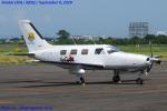 Chofu Spotter Ariaさんが、仙台空港で撮影した日本個人所有 PA-46-350P Malibu Mirageの航空フォト(飛行機 写真・画像)