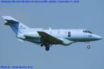 Chofu Spotter Ariaさんが、茨城空港で撮影した航空自衛隊 U-125A(Hawker 800)の航空フォト(飛行機 写真・画像)
