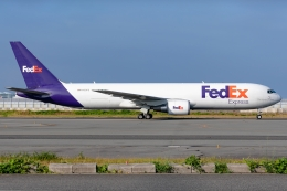 Ariesさんが、関西国際空港で撮影したフェデックス・エクスプレス 767-3S2F/ERの航空フォト(飛行機 写真・画像)