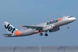 Ariesさんが、関西国際空港で撮影したジェットスター・ジャパン A320-232の航空フォト(飛行機 写真・画像)
