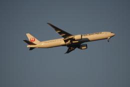 senbaさんが、羽田空港で撮影した日本航空 777-346/ERの航空フォト(飛行機 写真・画像)