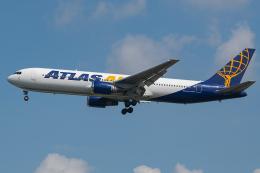Tomo-Papaさんが、横田基地で撮影したアトラス航空 767-38E/ERの航空フォト(飛行機 写真・画像)