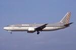 kumagorouさんが、仙台空港で撮影したアシアナ航空 737-4Y0の航空フォト(飛行機 写真・画像)