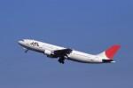 kumagorouさんが、羽田空港で撮影した日本航空 A300B4-622Rの航空フォト(飛行機 写真・画像)