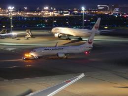 蒲田っ子さんが、羽田空港で撮影した日本航空 737-846の航空フォト(飛行機 写真・画像)
