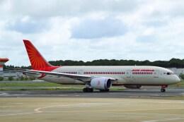 ちっとろむさんが、成田国際空港で撮影したエア・インディア 787-8 Dreamlinerの航空フォト(飛行機 写真・画像)
