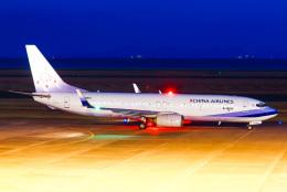 ひよっこさんが、山口宇部空港で撮影したチャイナエアライン 737-809の航空フォト(飛行機 写真・画像)