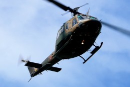 Zakiyamaさんが、熊本空港で撮影した陸上自衛隊 UH-1Jの航空フォト(飛行機 写真・画像)