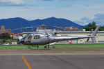 yabyanさんが、名古屋飛行場で撮影した日本法人所有 AS350B3 Ecureuilの航空フォト(飛行機 写真・画像)