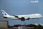 tassさんが、成田国際空港で撮影したニュージーランド航空 747-219Bの航空フォト(飛行機 写真・画像)