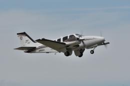 qooさんが、高松空港で撮影した岡山航空 G58 Baronの航空フォト(飛行機 写真・画像)