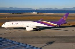 航空フォト:HS-THN タイ国際航空 A350-900