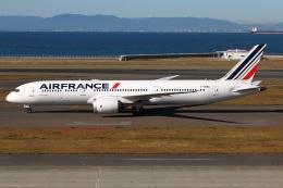 たみぃさんが、中部国際空港で撮影したエールフランス航空 787-9の航空フォト(飛行機 写真・画像)