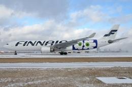 たみぃさんが、新千歳空港で撮影したフィンエアー A330-302Xの航空フォト(飛行機 写真・画像)