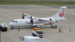 るかりおさんが、函館空港で撮影した北海道エアシステム ATR-42-600の航空フォト(飛行機 写真・画像)