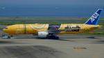 るかりおさんが、羽田空港で撮影した全日空 777-281/ERの航空フォト(飛行機 写真・画像)