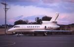 kumagorouさんが、仙台空港で撮影したモトローラ・ソリューションズ Falcon 50の航空フォト(飛行機 写真・画像)
