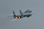 フォト太郎さんが、小松空港で撮影した航空自衛隊 F-15J Eagleの航空フォト(飛行機 写真・画像)