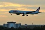 mojioさんが、成田国際空港で撮影したスイスインターナショナルエアラインズ 777-3DE/ERの航空フォト(飛行機 写真・画像)
