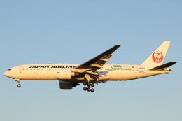 航空フォト:JA705J 日本航空 777-200