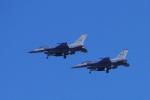 ぼくちゃんさんが、横田基地で撮影したアメリカ空軍 F-16CM-50-CF Fighting Falconの航空フォト(飛行機 写真・画像)