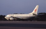 kumagorouさんが、仙台空港で撮影した中国国際航空 737-3J6の航空フォト(飛行機 写真・画像)
