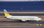 kumagorouさんが、羽田空港で撮影したAIR DO 737-4Y0の航空フォト(飛行機 写真・画像)