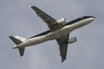 Koenig117さんが、羽田空港で撮影したスターフライヤー A320-214の航空フォト(飛行機 写真・画像)