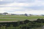 キイロイトリさんが、嘉手納飛行場で撮影したアトラス航空 747-446の航空フォト(飛行機 写真・画像)