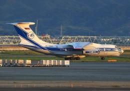 LOTUSさんが、関西国際空港で撮影したヴォルガ・ドニエプル航空 Il-76TDの航空フォト(飛行機 写真・画像)